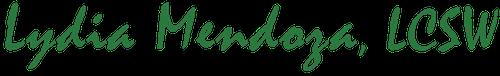 Lydia Mendoza, LCSW Logo